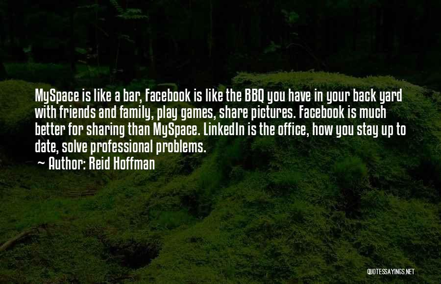 Better To Stay Friends Quotes By Reid Hoffman