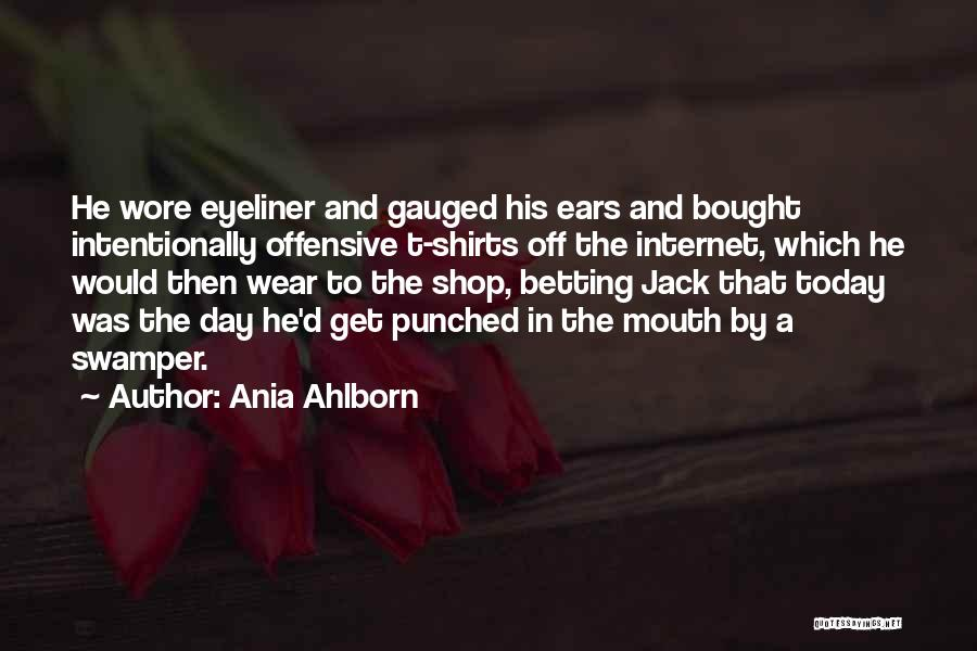 Betting Quotes By Ania Ahlborn