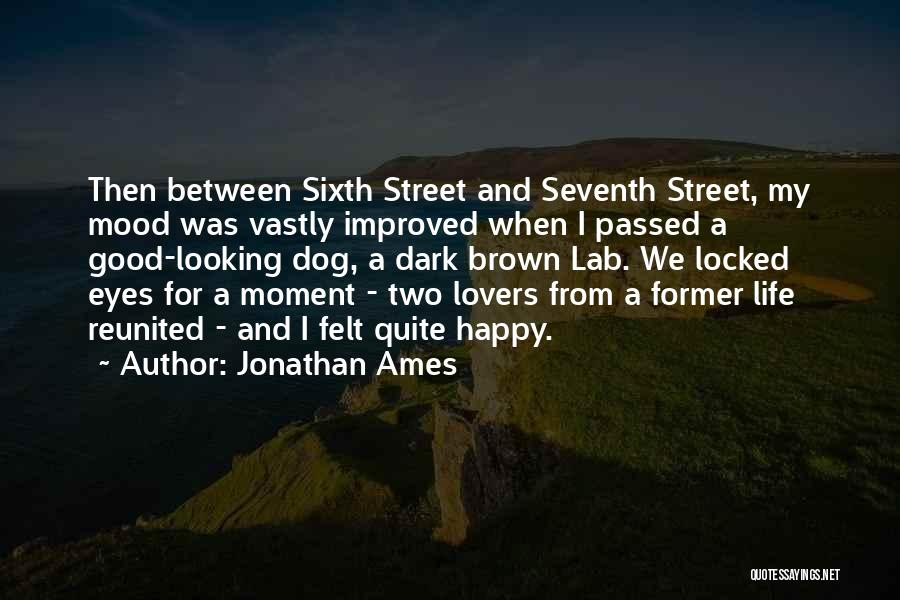 Between Two Lovers Quotes By Jonathan Ames