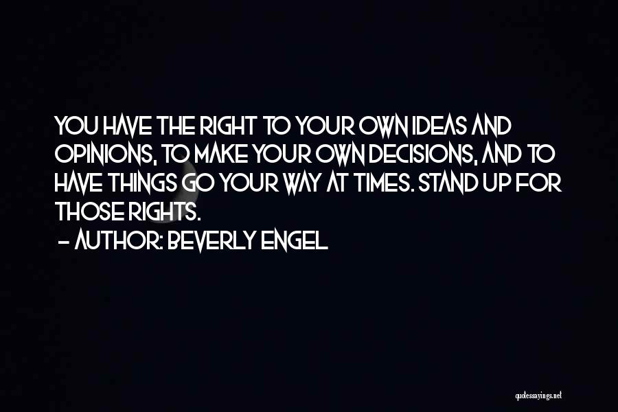 Beverly Engel Quotes 1942943