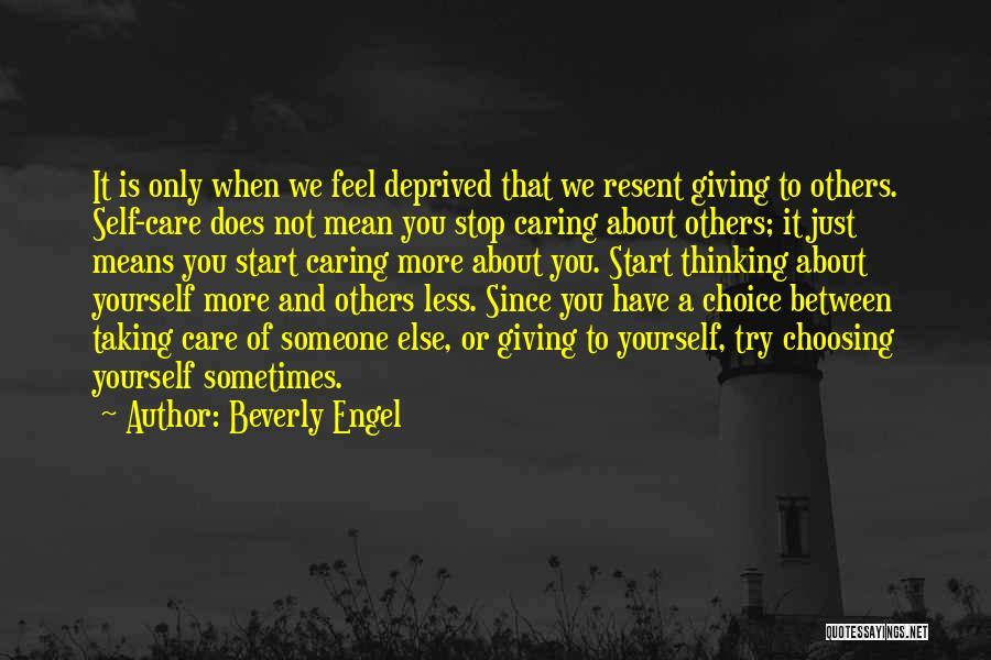 Beverly Engel Quotes 1969750