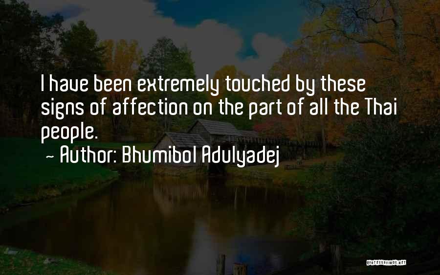 Bhumibol Adulyadej Quotes 2247594