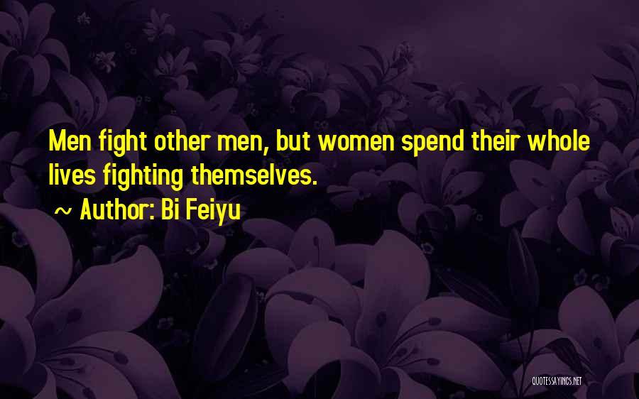 Bi Quotes By Bi Feiyu