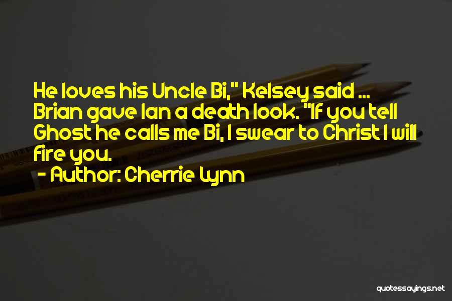 Bi Quotes By Cherrie Lynn