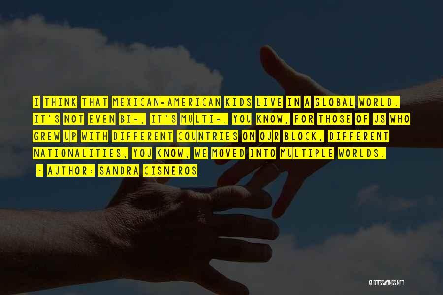 Bi Quotes By Sandra Cisneros