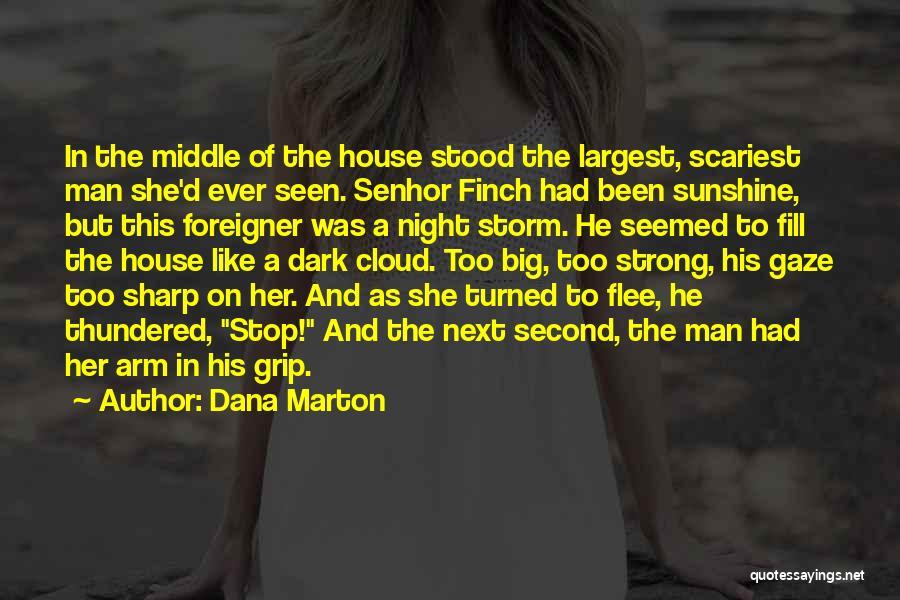 Big Arm Quotes By Dana Marton
