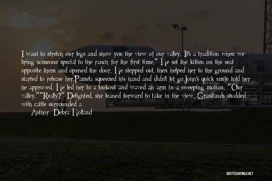 Big Arm Quotes By Debra Holland