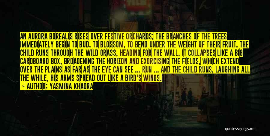 Big Bend Quotes By Yasmina Khadra
