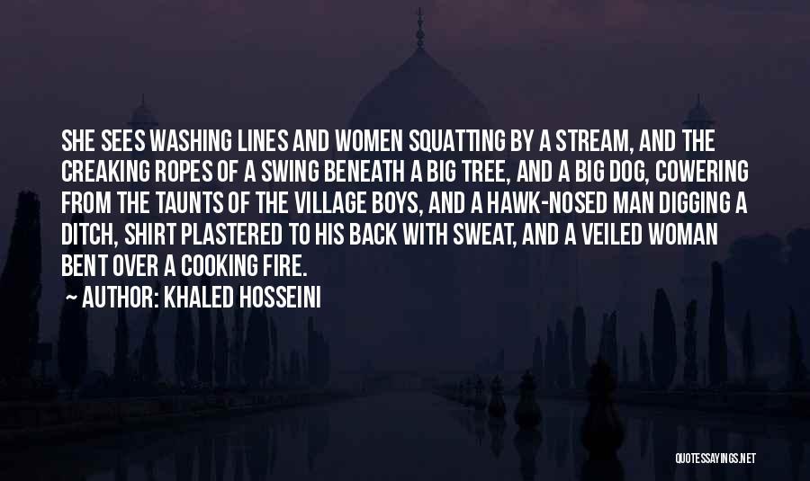 Big Hawk Quotes By Khaled Hosseini