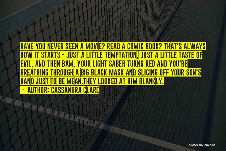 Big Little Star Quotes By Cassandra Clare