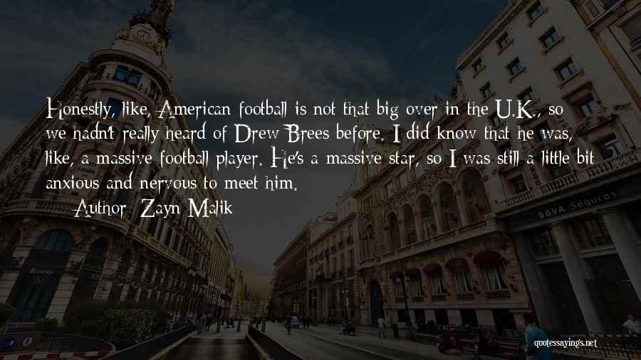 Big Little Star Quotes By Zayn Malik
