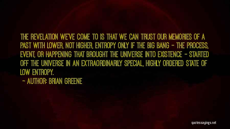 Big Things Are Happening Quotes By Brian Greene