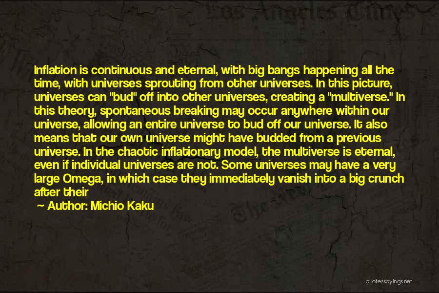 Big Things Are Happening Quotes By Michio Kaku