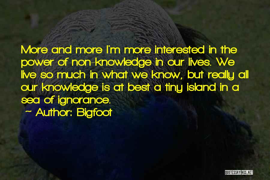 Bigfoot Quotes 706058