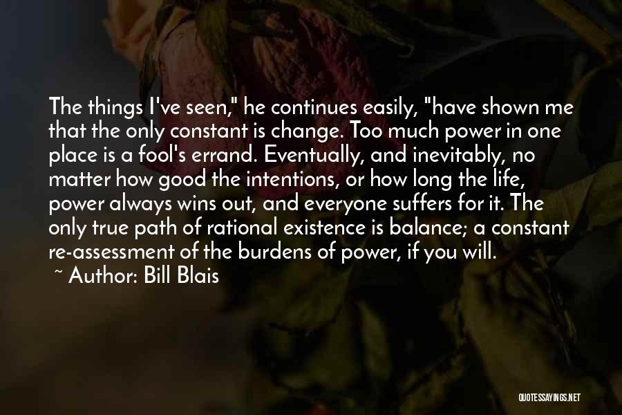 Bill Blais Quotes 1834937