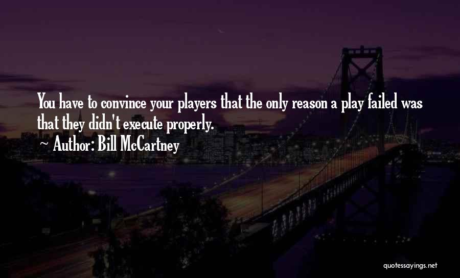 Bill McCartney Quotes 2069245