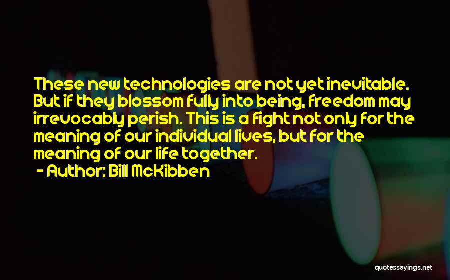 Bill McKibben Quotes 1242556