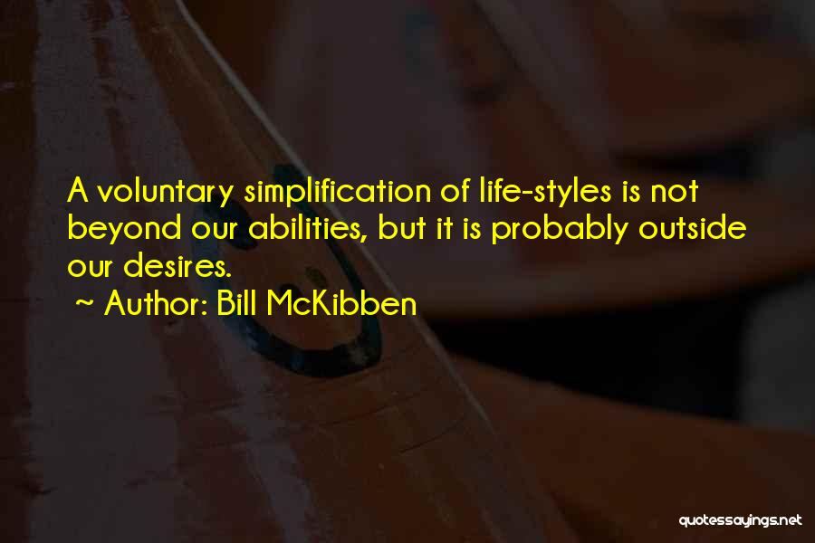 Bill McKibben Quotes 1395308