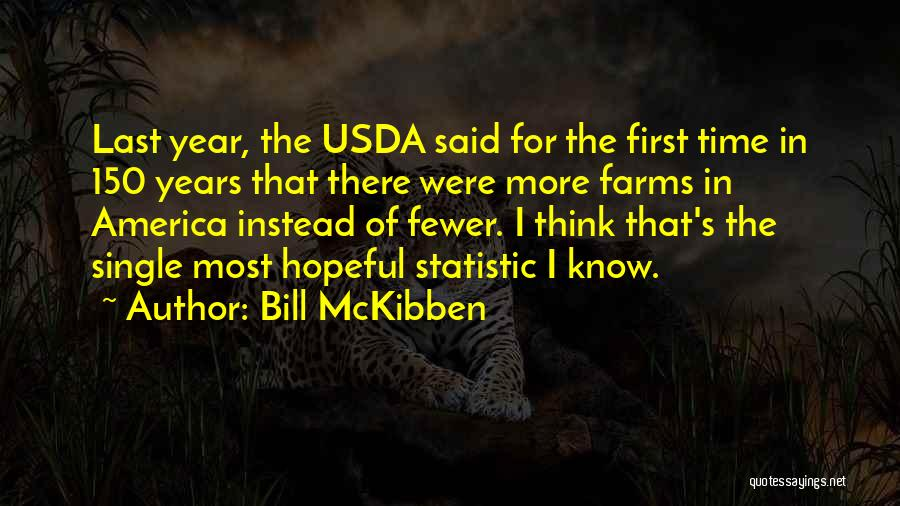 Bill McKibben Quotes 1538068