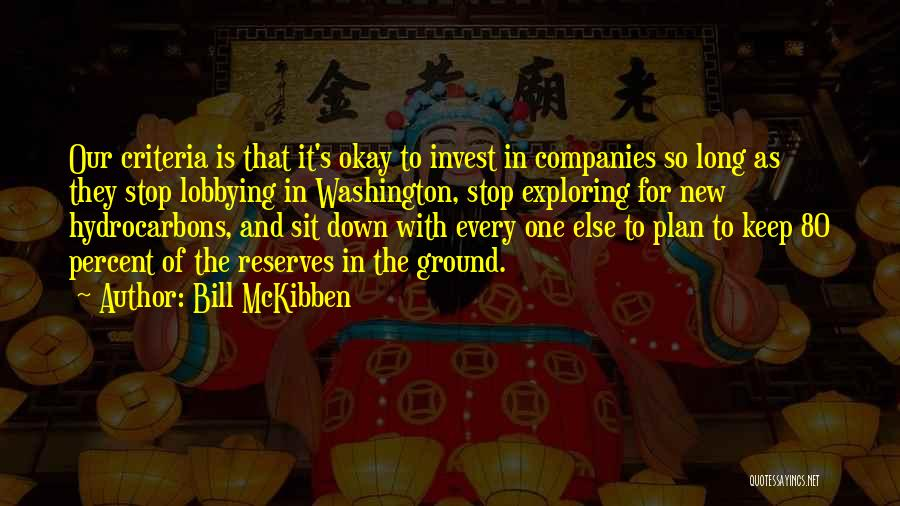 Bill McKibben Quotes 1588400