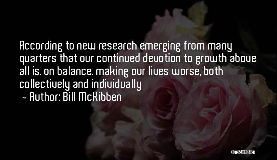 Bill McKibben Quotes 1739665
