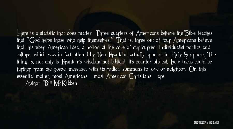Bill McKibben Quotes 1934395