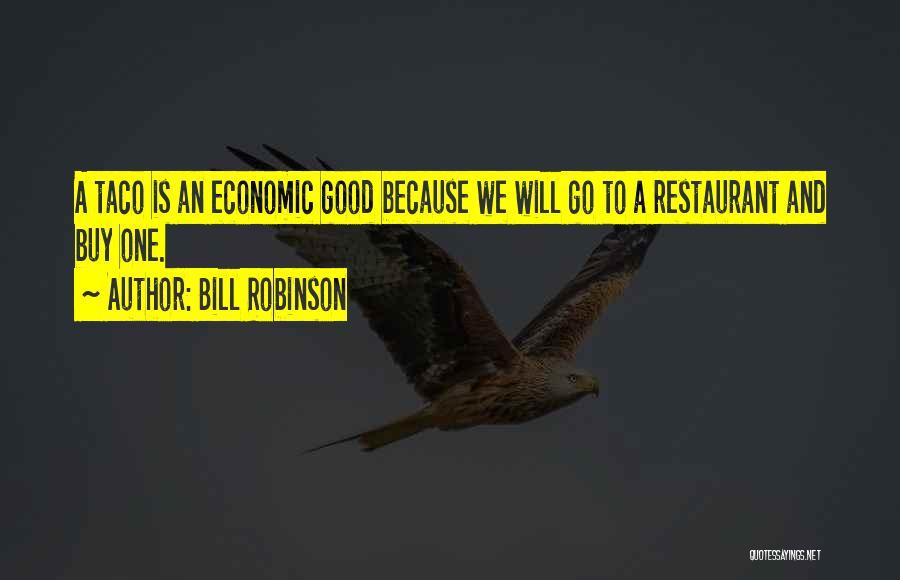 Bill Robinson Quotes 1068830