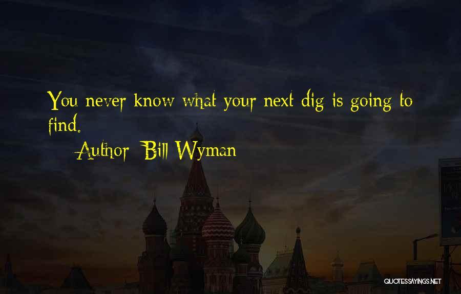 Bill Wyman Quotes 1332617