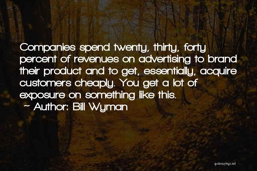 Bill Wyman Quotes 197176