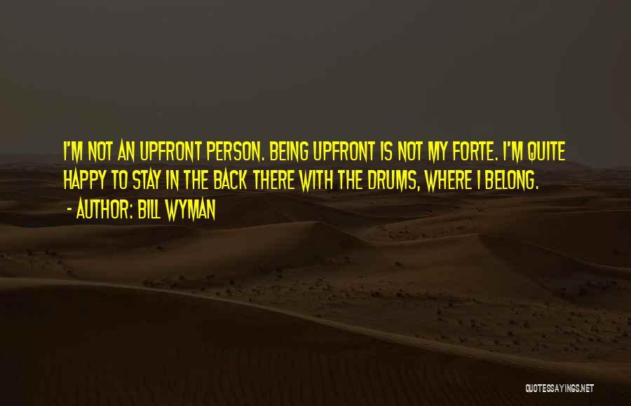 Bill Wyman Quotes 786823
