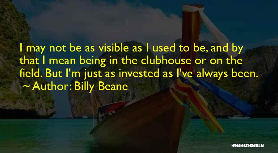 Billy Beane Quotes 1334802