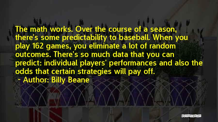 Billy Beane Quotes 2024244