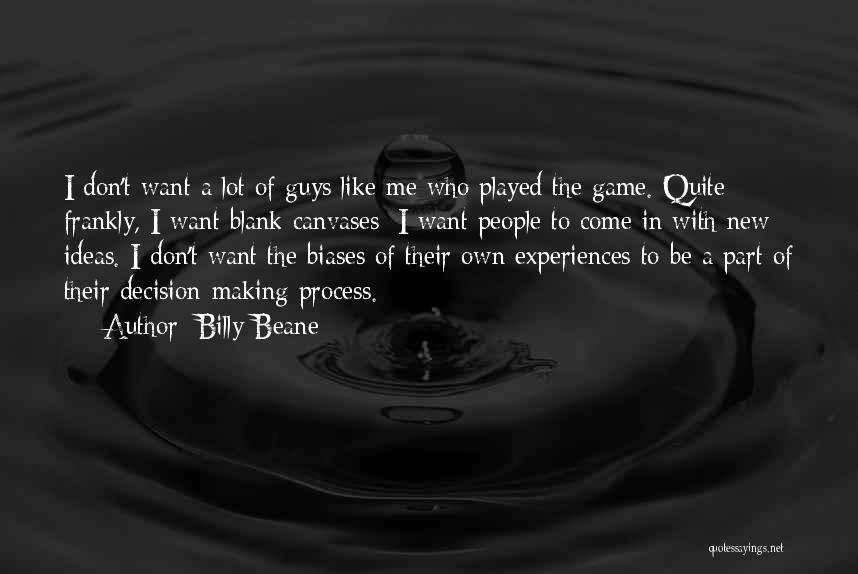 Billy Beane Quotes 2059215