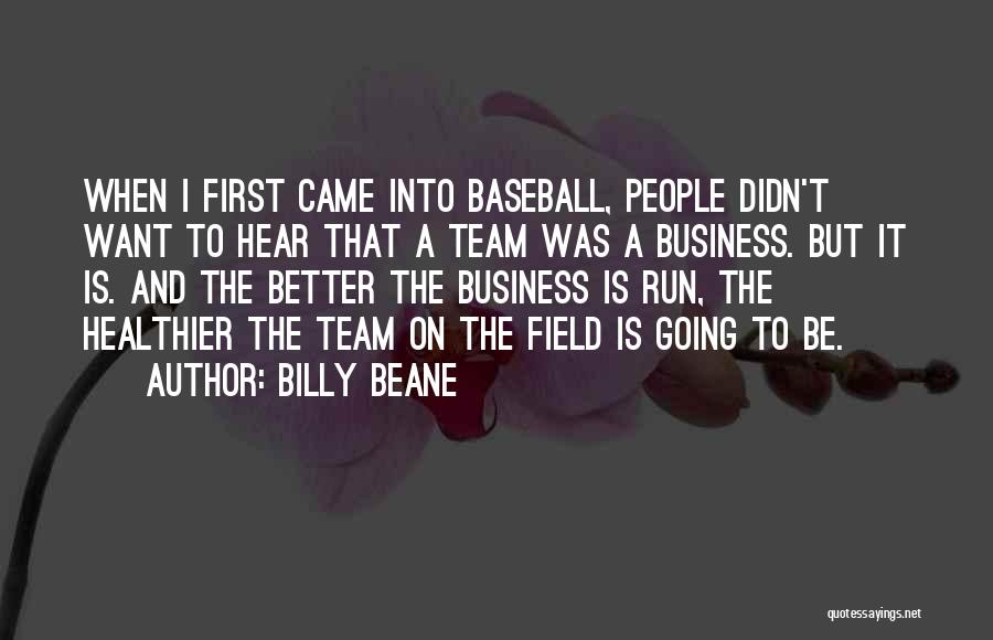 Billy Beane Quotes 2257543
