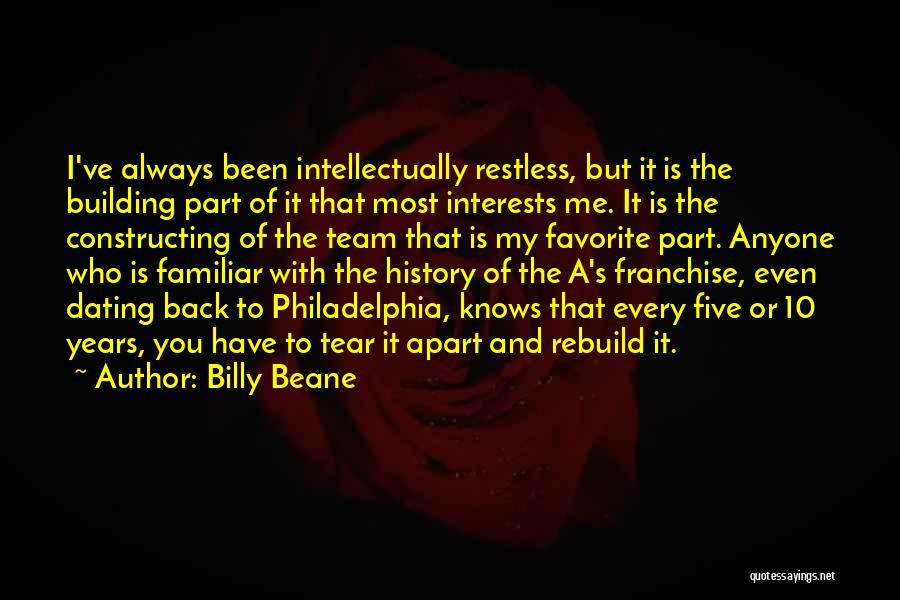 Billy Beane Quotes 412132
