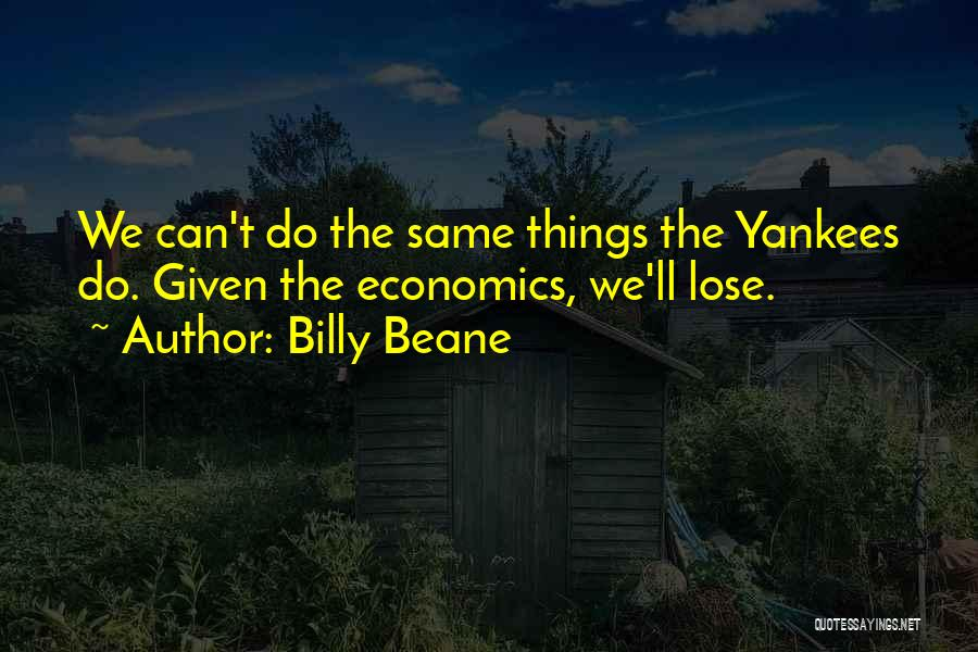 Billy Beane Quotes 548858
