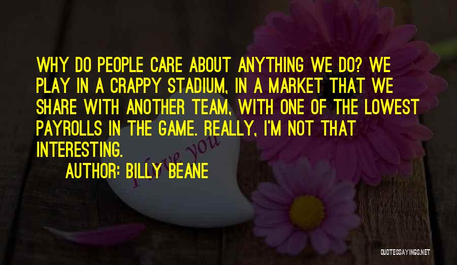 Billy Beane Quotes 924752