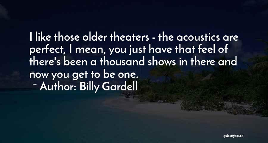 Billy Gardell Quotes 327774
