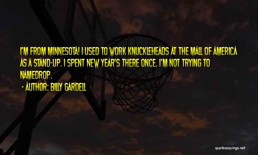 Billy Gardell Quotes 83609