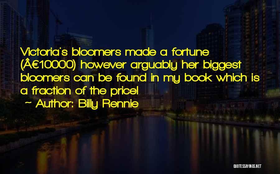 Billy Rennie Quotes 1507189