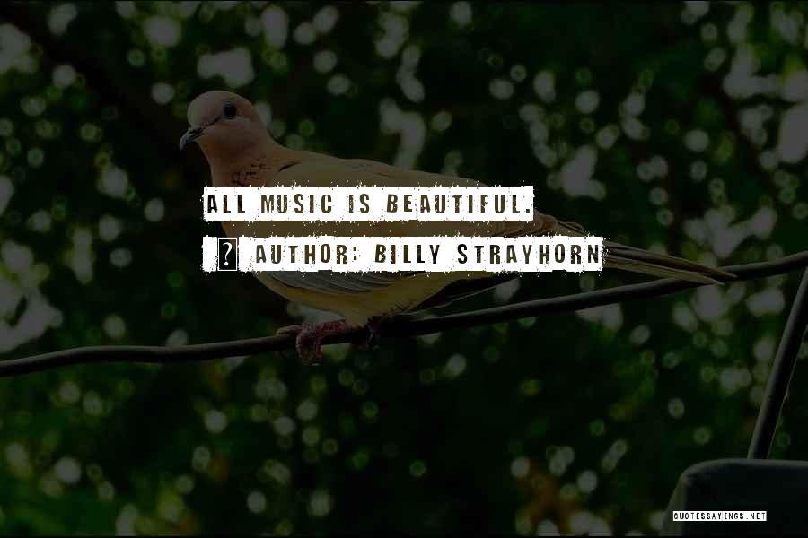 Billy Strayhorn Quotes 303522