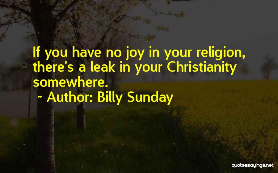 Billy Sunday Quotes 1016370
