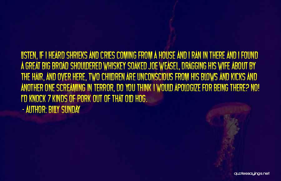 Billy Sunday Quotes 1063970