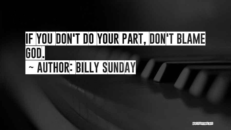 Billy Sunday Quotes 1166727