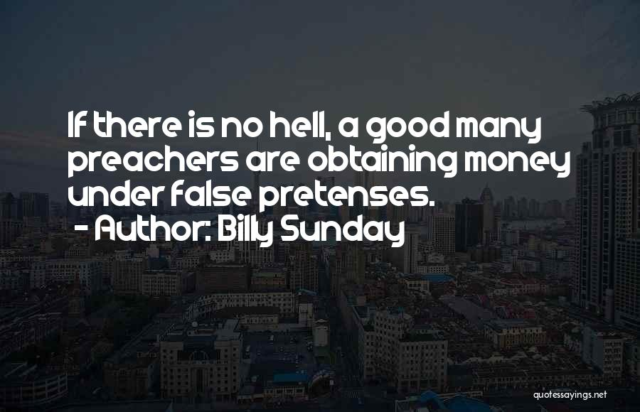 Billy Sunday Quotes 1409175