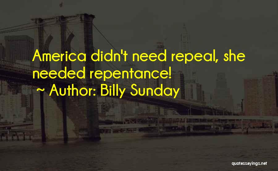 Billy Sunday Quotes 1786530