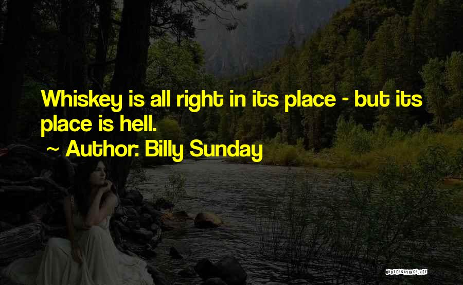 Billy Sunday Quotes 1788348