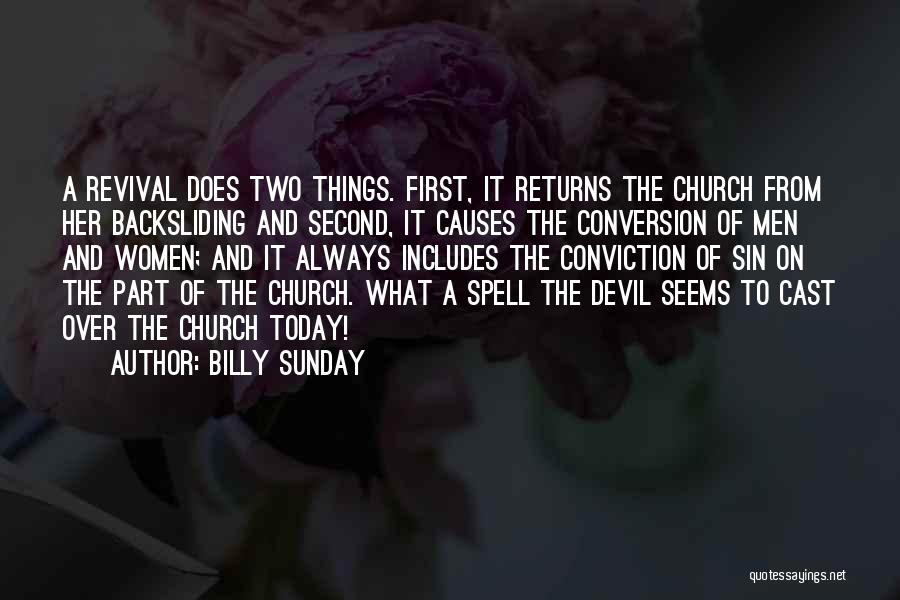 Billy Sunday Quotes 1846061