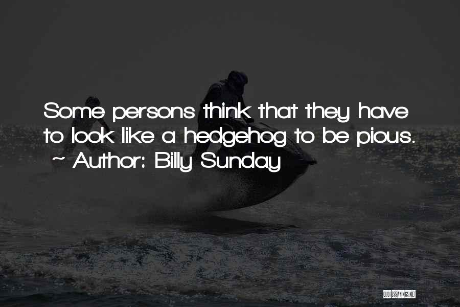 Billy Sunday Quotes 1898217