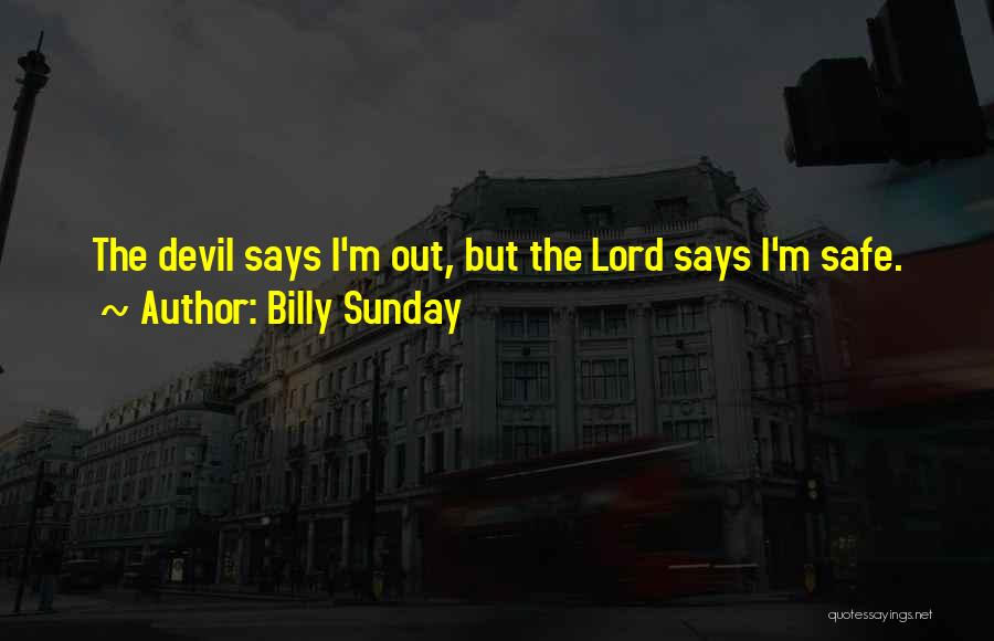 Billy Sunday Quotes 2054590